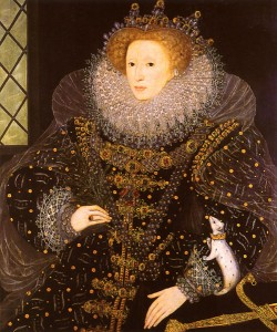 Ermine-Portrait-Queen-Elizabeth